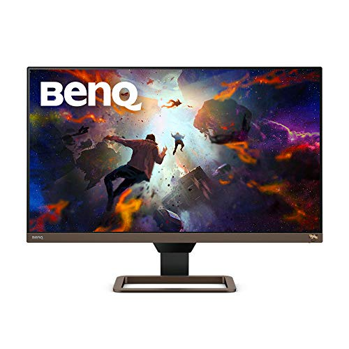 BenQ EW2780U 27 inch 4K Monitor | IPS Multimedia with HDMI...