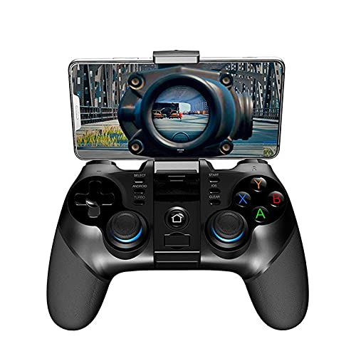 SPFSYF Gamepad Bluetooth 2.4G Wireless Game Consoltore per Console Mobile Trigger Gaming Handle Joystick per Android PC TV P3.