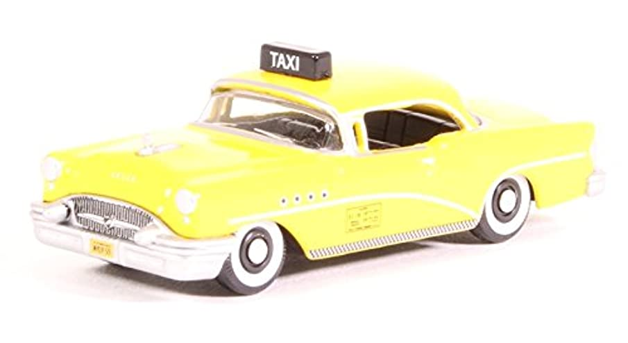 Oxford Diecast 87BC55004 New York City Taxi 1955 Century 1:87 (HO) Scale Diecast Model