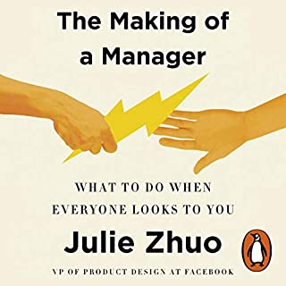 The Making of a Manager cover art
