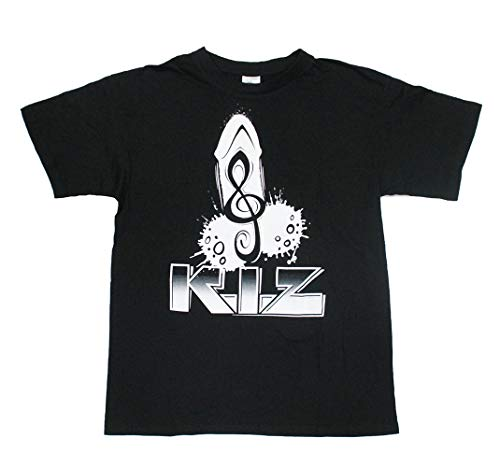 K.I.Z. T-Shirt Puller schwarz/weiß (S)