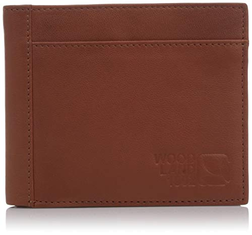 Woodland Tan Men's Wallet (OW 075041)