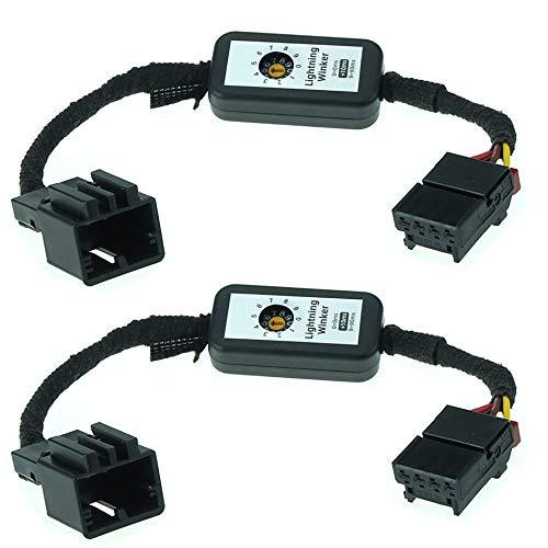 2x semi - dynamische Blinker-Module für LED Rückleuchten Laufblinker - zeitversetzte Ansteuerung