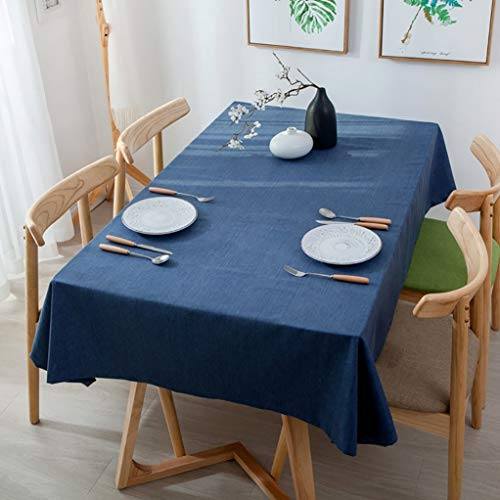 Rechthoekige Tablecloth Spill-proof en Water Halloween tafelkleed tafelkleden for partijen Wrinkle-Resistant waterdicht tafelkleed (Color : C, Size : 130 * 350cm)