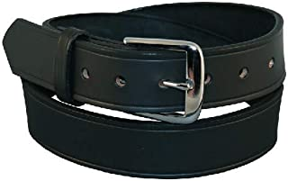 6582-1-52-GLD Off Duty Garrison Mens Black Sz 52 Tactical Belt