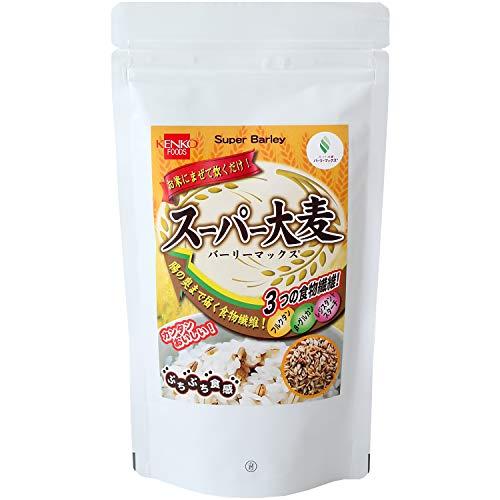 健康フーズ スーパー大麦 200g