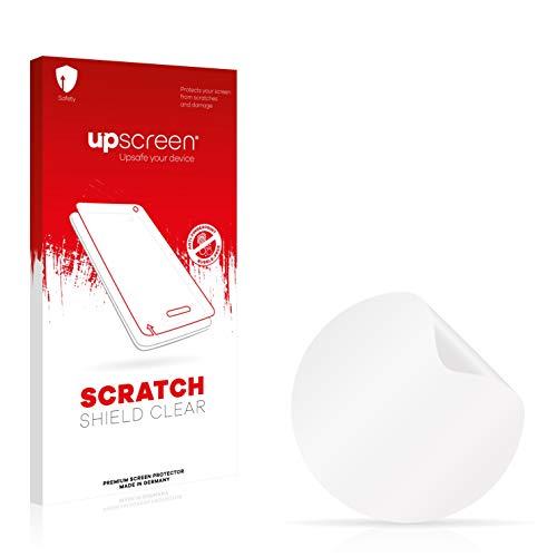 upscreen Schutzfolie kompatibel mit Runtastic Moment Basic – Kristallklar, Kratzschutz, Anti-Fingerprint