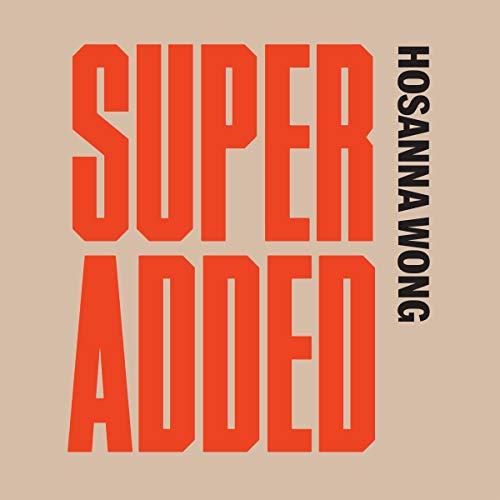 Superadded audiobook cover art