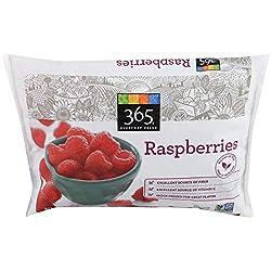 365 Everyday Value, Raspberries, 12 oz, (Frozen)