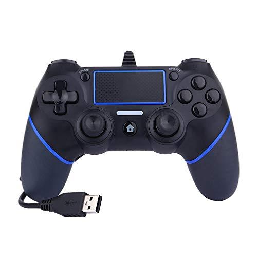 ZNYD Manette de Jeu for Playstation 4 Console PC Ordinateur Portable Jouer Poignée de Jeu Gamepad Manette de Jeu PS4 Controller (Color : 4)