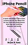 iPhone Pencil: A Quick and Simple Guide on How to Setup...