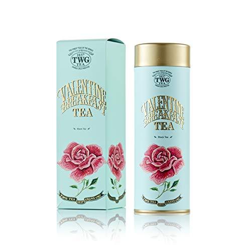 TWG Tea| Valentine Breakfast Tea(オートクチュール缶, 茶葉100g入り)