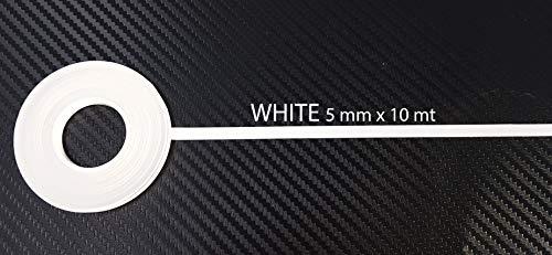 4R Quattroerre.it - 10008 - Stripes Strisce Adesive per Auto,...
