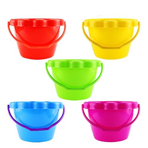 Best small beach buckets