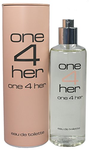 One 4 For Her (rosê) Eau de Toilette Spray 100 ml