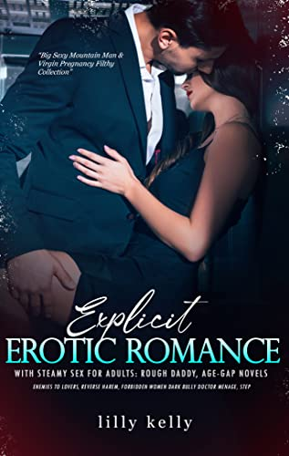 Explicit Erotic-Romance With Steamy…