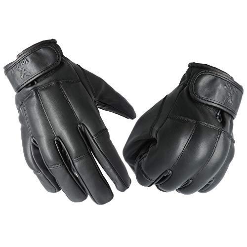 TacFirst Einsatzhandschuh Security Handschuhe, Schwarz, M