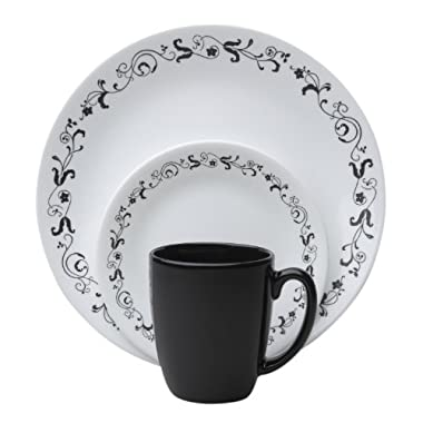 Corelle Garden Getaway Dinnerware Set (16-Piece, Service for 4)