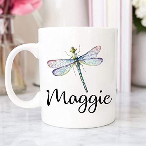 Taza de café personalizada taza motivacional, taza de mamá, regalo para mamá, taza divertida, taza de buenos días, regalo divertido, taza sarcástica, regalo para compañero de trabajo, niños de Noni Mi