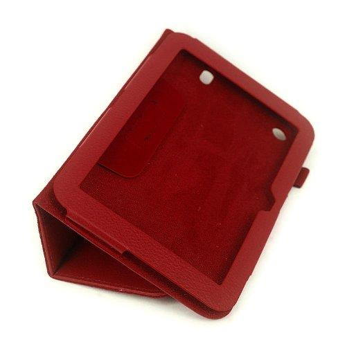 U-Bop Midscape beschermhoes voor Tesco HUDL tablet, rood