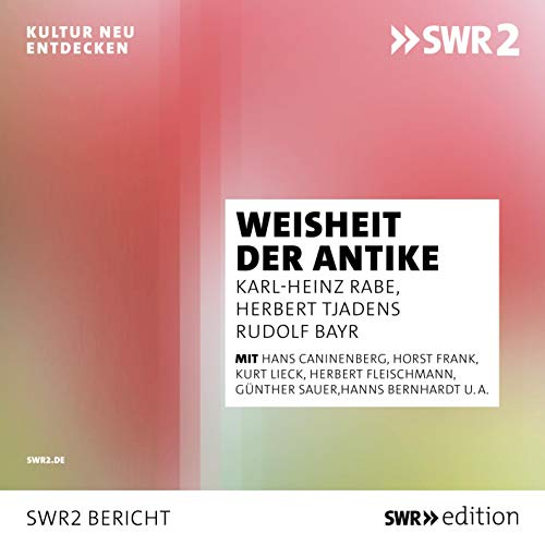 Weisheit der Antike  By  cover art