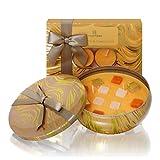 The Gift Box Kerzen in Dosen Mandarine und Sonnenblume