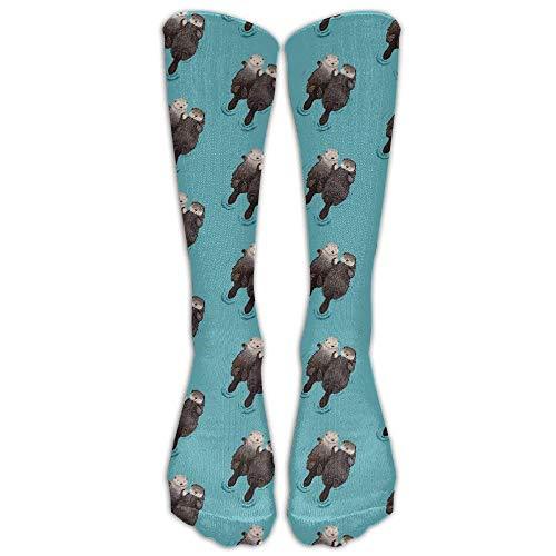 Persönlichkeit süße Otter Baby lange Strumpf lässig Crew Socken