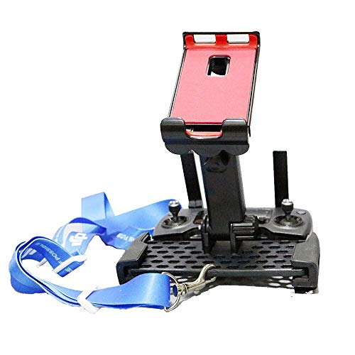 XUSUYUNCHUANG Drone Accessoires Remote Control Mobile Phone Tablet Bracket houder for DJI Pro Mavic + Belt drone Accessoires (Bundle : Bundle 1)
