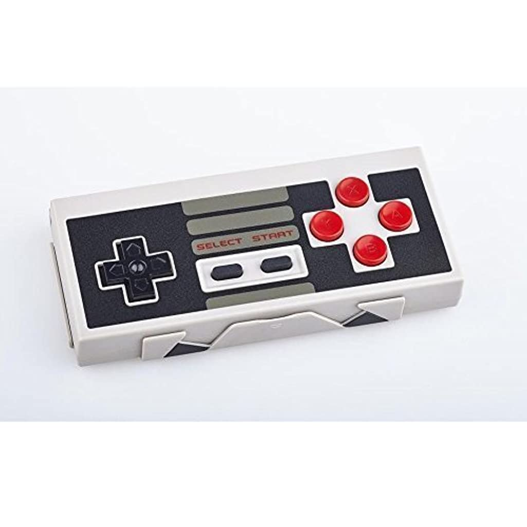 全体塩広告主8Bitdo Bluetooth Wireless Classic NES Controller for iOS and Android Gamepad - PC Mac Linux by Luxmo [並行輸入品]
