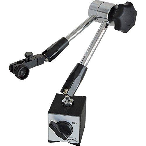 STEINLE Magnetstativ 3403 mit Zentralklemmung 380 mm inkl. Feineinstellung Typ: 3403 63x50x55 mm