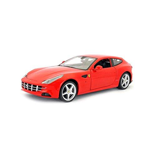 Hotwheels (Mattel) - X5524 - Véhicule Miniature - Modèle À L'Échelle - Ferrari Ff Four - Echelle 1/18
