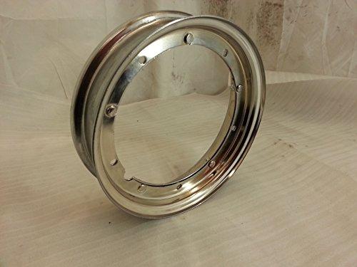 Jante Chrome Pour Piaggio Vespa spéciale pk-px LML Star 125/150/151/200 Ape 50