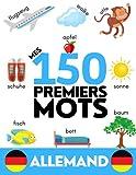 ALLEMAND: Mes 150 premiers mots - Apprendre du vocabulaire en allemand - Enfants et adultes débutants