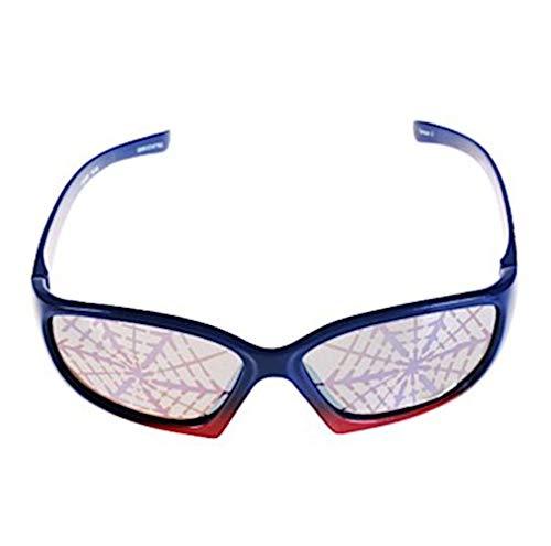 Spiderman Premium Gafas de Sol Montañismo, Alpinismo y Trekking Infantil, Juventud Unisex, Multicolor (Multicolor), Talla Única