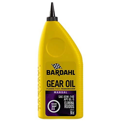 Aceite 80w90 marca Bardahl