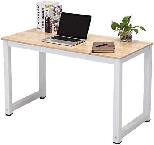 R90 scrivania moderna per ufficio camera casa misura 120 x 60 x 75 cm realizzata in'Melammina'