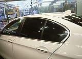 Sunwna Tönungsfolie für Fenster, 50 cm x 300 cm, für Auto, Van, Limo, Glasfolie, reduziert Sonnenblendung, 25 % Lichtdurchlässigkeit mit Werkzeug