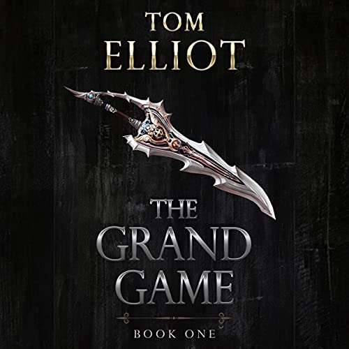 The Grand Game, Book 1 cover art