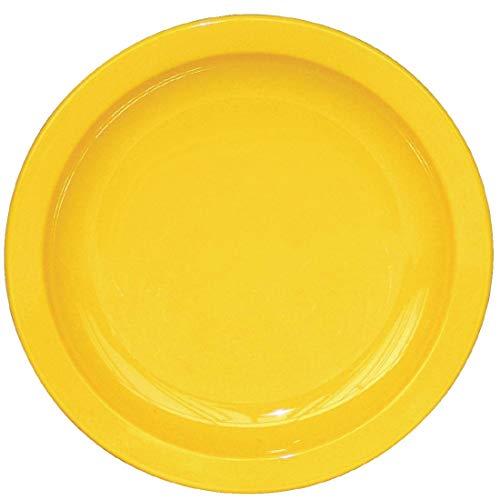 Kristallon cb763policarbonato placa, amarillo (Pack de 12)