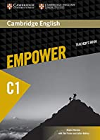 Cambridge English Empower C1. Teacher's Book (print): Fuer Erwachsenenbildung/Hochschulen