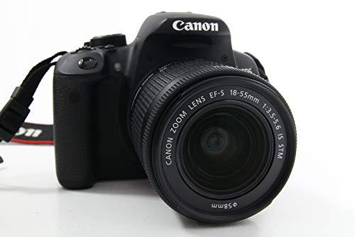 Digitalkamera Spiegelreflexkamera Canon EOS 700d Kit mit Objektiv 18–55mm DC III