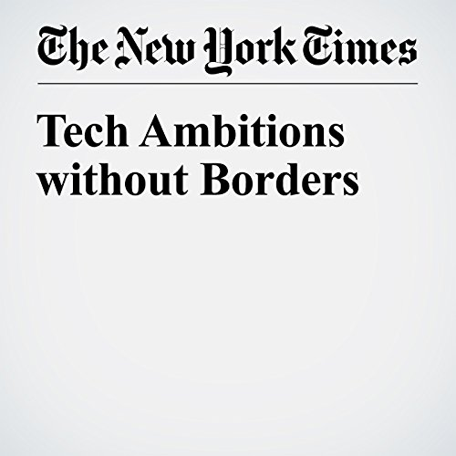 Tech Ambitions without Borders cover art