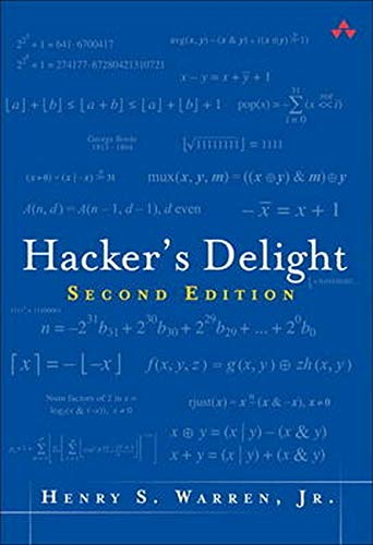 Hacker's Delight (2nd Edition)