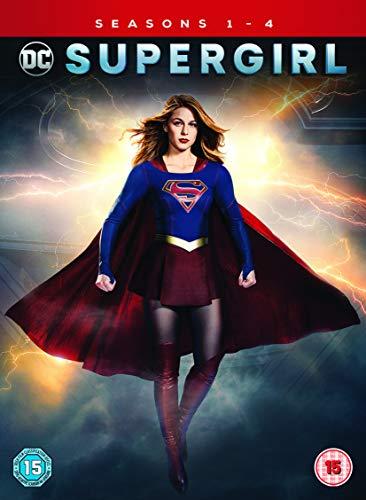 Supergirl Season 1-4 (BOX) [DVD] (IMPORT) (Keine deutsche Version)