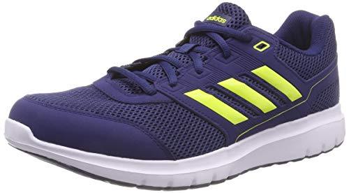 Adidas Duramo Lite 2.0, Zapatillas de Entrenamiento Hombre, Azul (Dark Blue/Shock Yellow/Footwear White 0), 44 EU