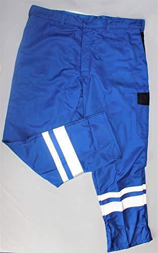 HB taillebroek Nomex Comfort vlamvertragend werkbroek blauw maat 28