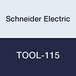 Schneider Electric TOOL-115 Torx T-8 Offset Driver for Removing Back Plates of Pneumatic Room Thermostats
