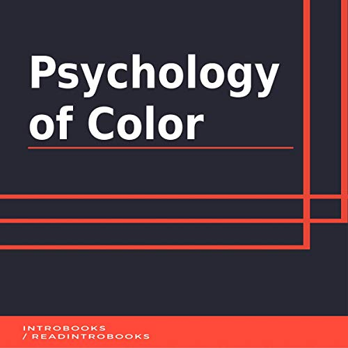 Couverture de Psychology of Color