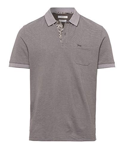 BRAX Herren Style Paddy Polohemd, Grün (Khaki 33), XL
