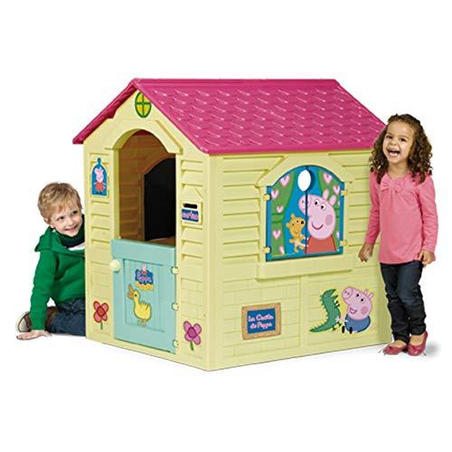 Peppa Pig - La casita (Fábrica de Juguetes 89503)